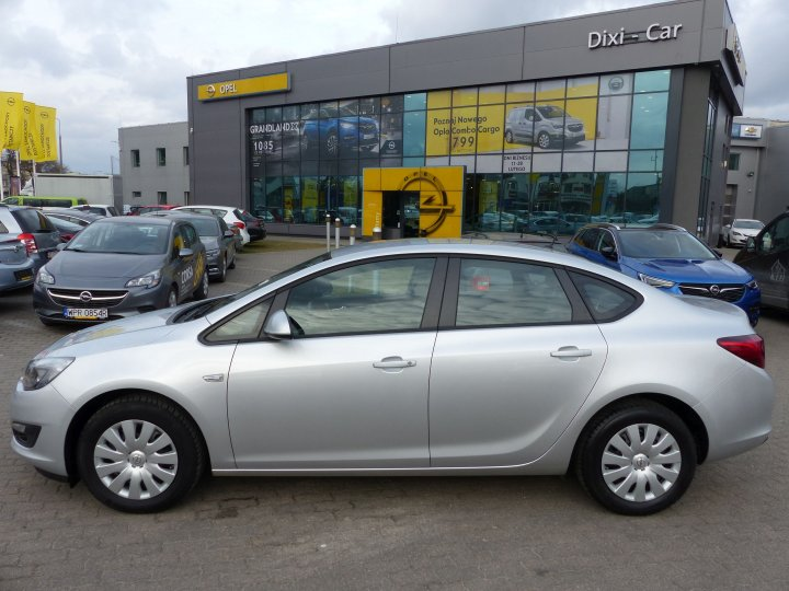 Opel Astra IV 1,4 Turbo 140KM, Sedan, Enjoy, 2016r, Vat23%
