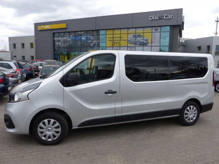 Renault Trafic Grand Passenger 1,6 DCI 125KM, L2H1, 9osobowy, Vat23%