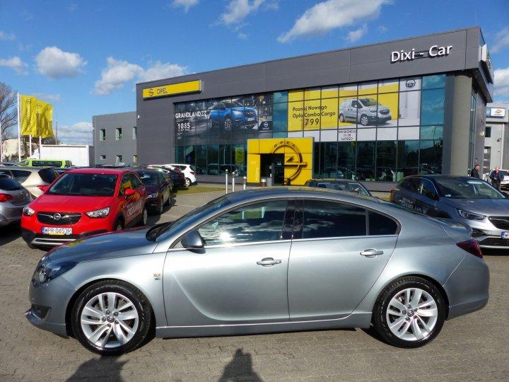 Opel Insignia FL 2,0 CDTI 163KM OPC Line, Navi, BiXenon, Vat23%
