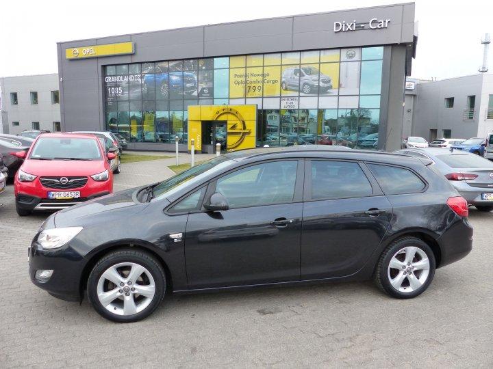 Opel Astra IV Sports Tourer 1,4 100KM, 150 rocznica Opla