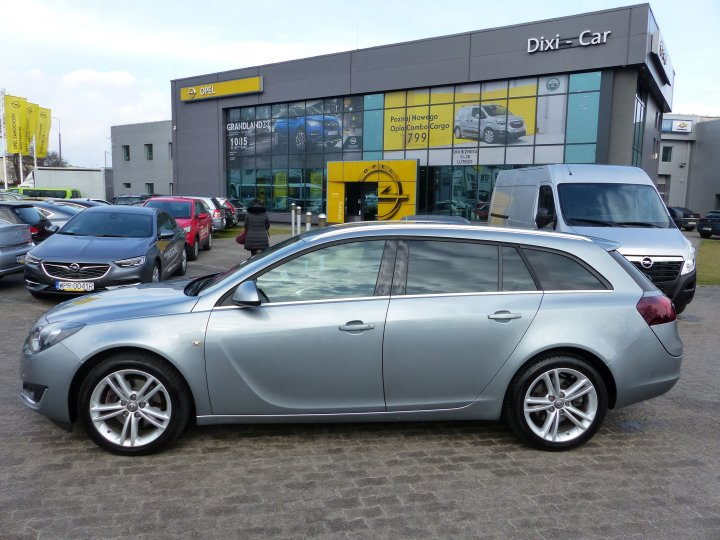Opel Insignia Sports Tourer 2.0 CDTI 163KM Executive Automat Salon Vat23