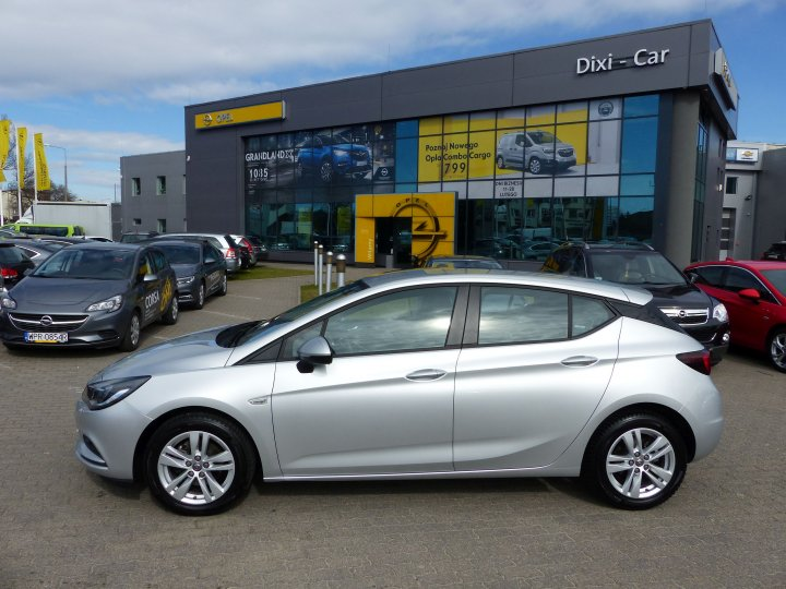 Opel Astra V 1,4 125KM Enjoy+Business+Zimowy, Vat23%