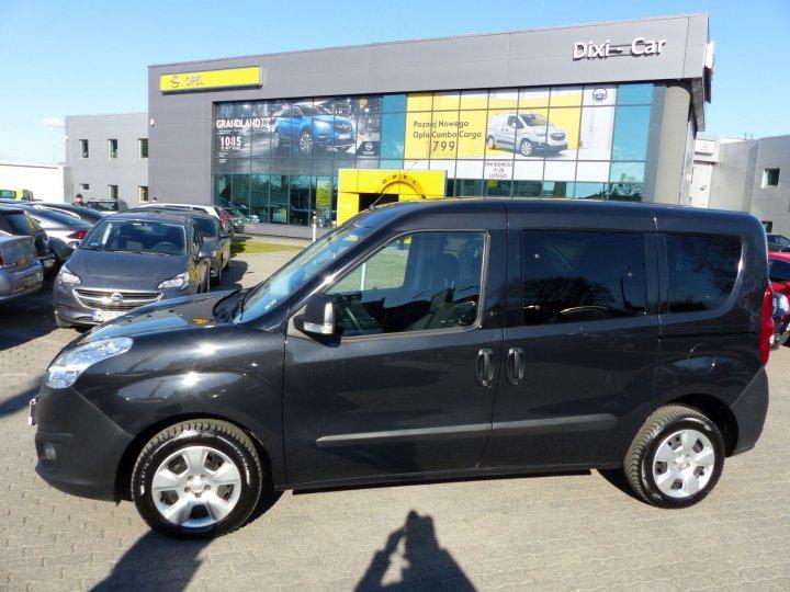 Opel Combo Tour 1,6 CDTI 105KM, Salon PL, Vat23%, 1 właściciel