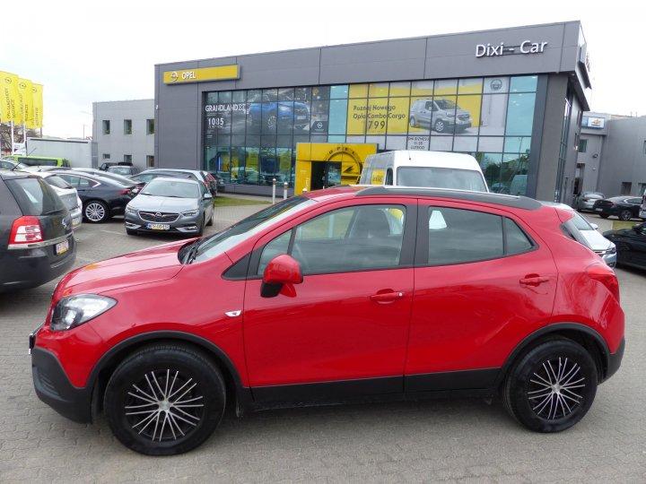 Opel Mokka 1,6 115KM Active, rej 2015