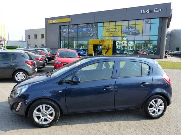 Opel Corsa D 1.4 16v 100KM Serwis ASO Niski Przebieg Gwarancja