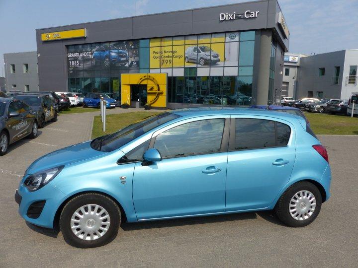 Opel Corsa D 1.2 16v 70KM Climatronic Serwis ASO Gwarancja