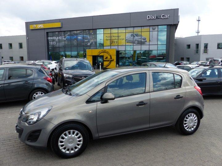Opel Corsa D 1.2 16v + LPG Salon Polska 1 właściciel rej 2014