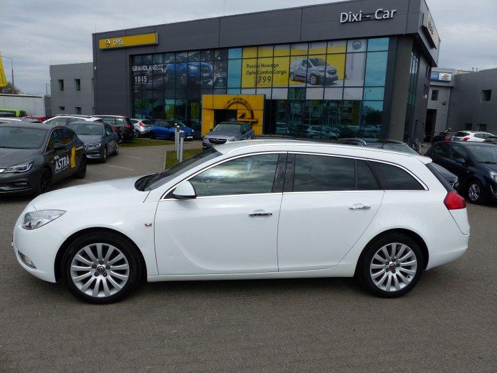 Opel Insignia 2.0 CDTI 160 km SportsTourer Cosmo