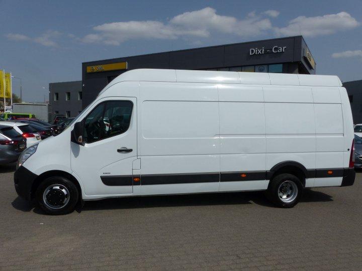 Opel Movano L4H3 2,3 CDTI 130KM, Salon Gwarancja