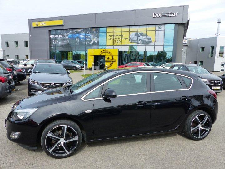 Opel Astra IV 1,4 Turbo 140KM, Sport, Klima auto