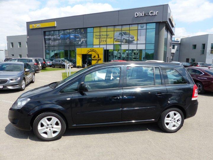 Opel Zafira 1.8 16v 140KM Niski Przebieg Gwarancja