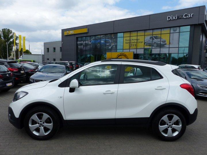 Opel Mokka 1,6 115KM , Salon Polska, Biała Perła