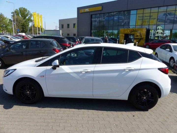Opel Astra V 1,4 Turbo 150KM, Intellilux, Niski przebieg
