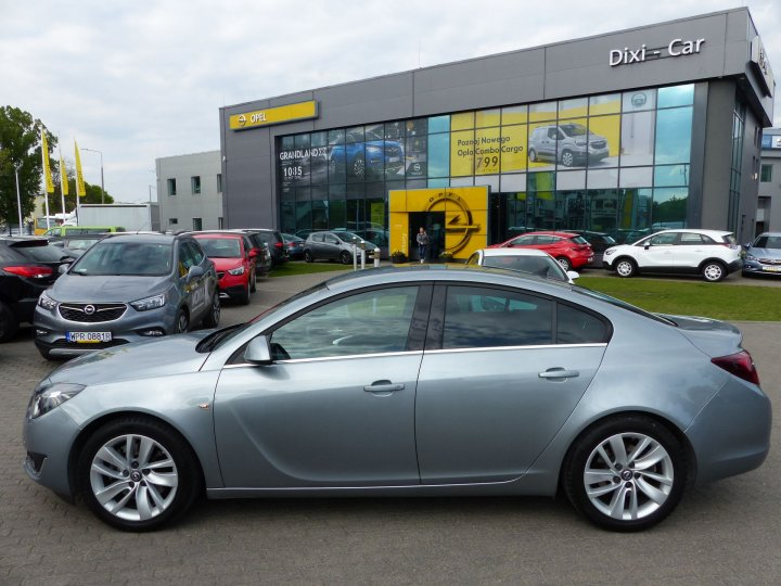 Opel Insignia A Cosmo 2,0 Turbo 250KM, Salon PL, VAT23%