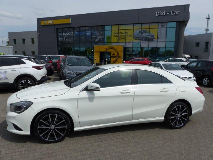 Mercedes CLA 200 CDI Niski Przebieg Bogate wyposażenie