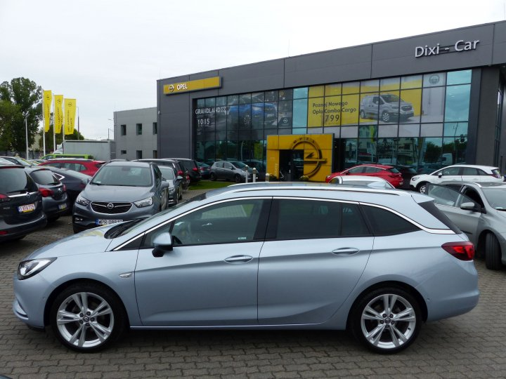 Opel Astra V Sports Tourer 1,4 Turbo 150KM, Automat, Vat23%