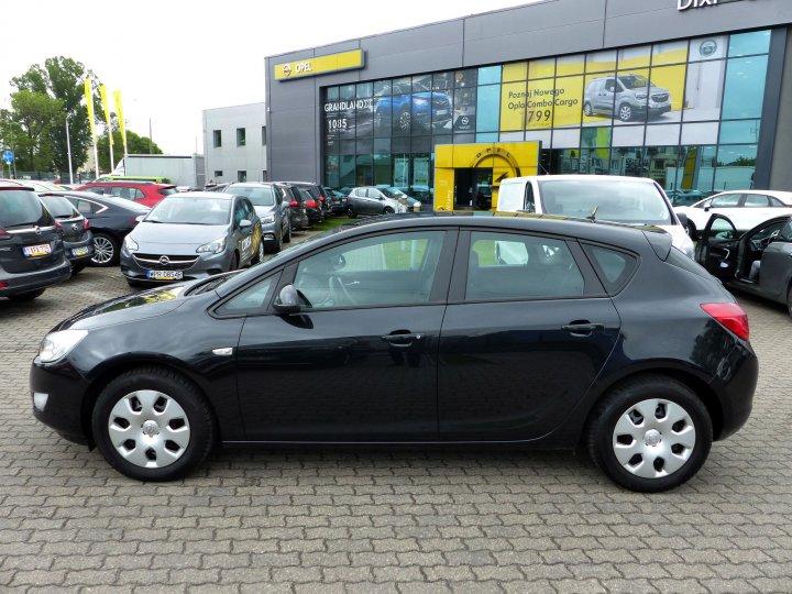 Opel Astra IV 1,6 16V 115 km Salon Polska