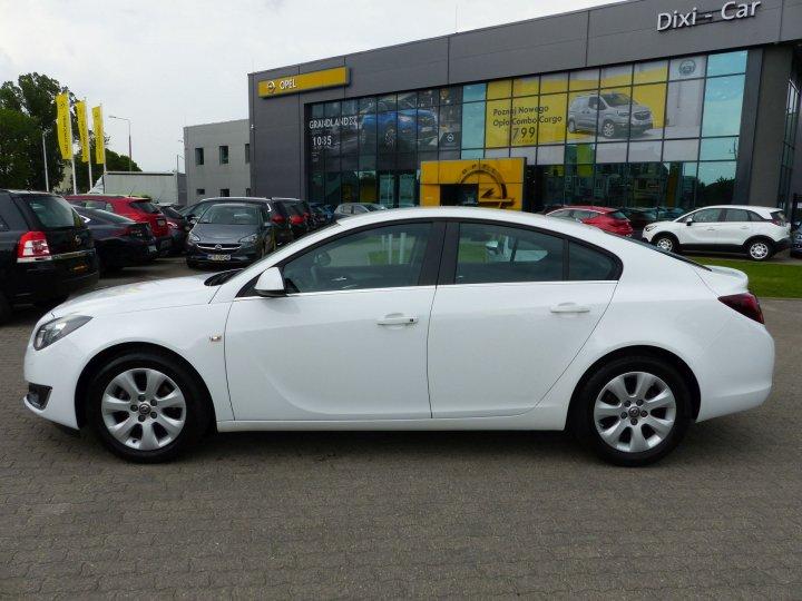 Opel Insignia 2,0 CDTI 120KM Ecoflex, 5dr