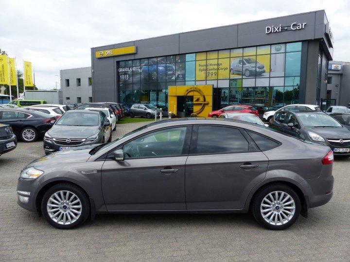 Ford Mondeo MK4 2,0 TDCI 140KM, Salon Polska