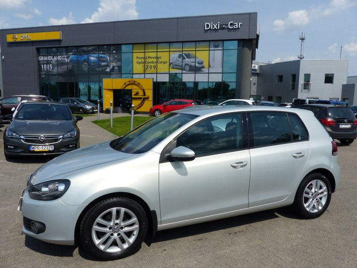 VW GOLF VI 1,4 TSI 122 KM SALON HIGHLINE