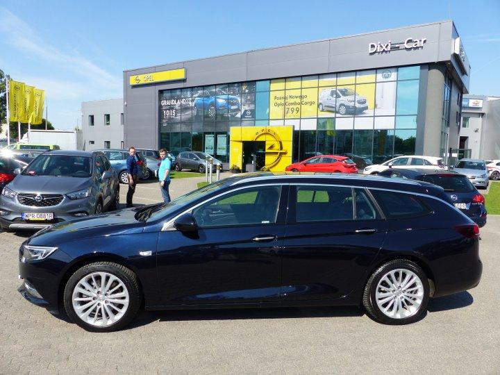 Opel Insignia Kombi B Elite 2,0 cdti 170KM, Vat23% WYPRZEDAŻ Roczne Auto