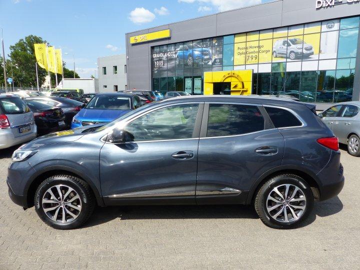Renault Kadjar 1,5 DCI Nawigacja Serwis ASO Gwarancja