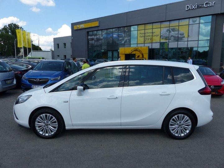 Opel Zafira C Cosmo 2,0 CDTI 130KM, 7 osób