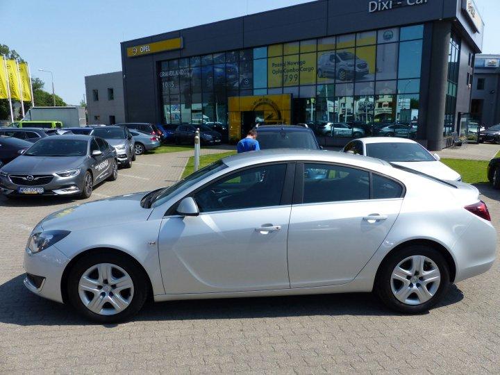 Opel Insignia 2,0 CDTI 170KM, Salon Polska, Navi, Vat23%