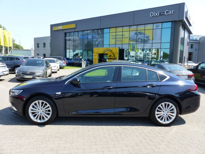 Opel Insignia B Elite 1,5 benzyna 165KM AT