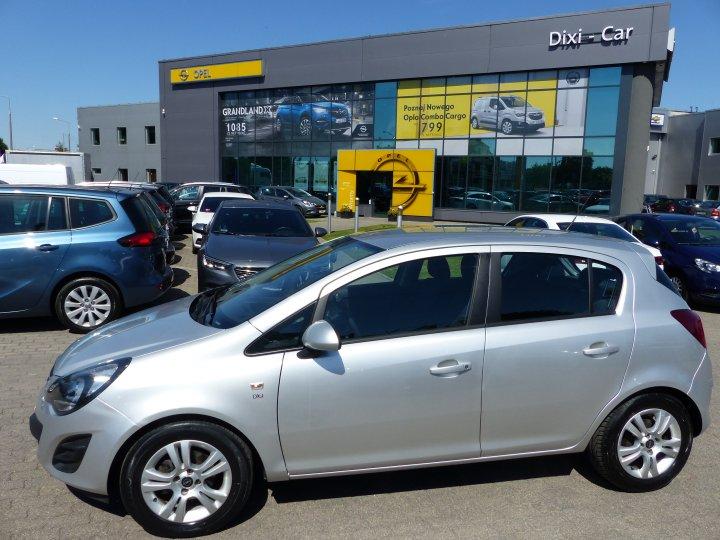 Opel Corsa D 1.2 16v 85KM Bogate wyposażenie Serwis ASO