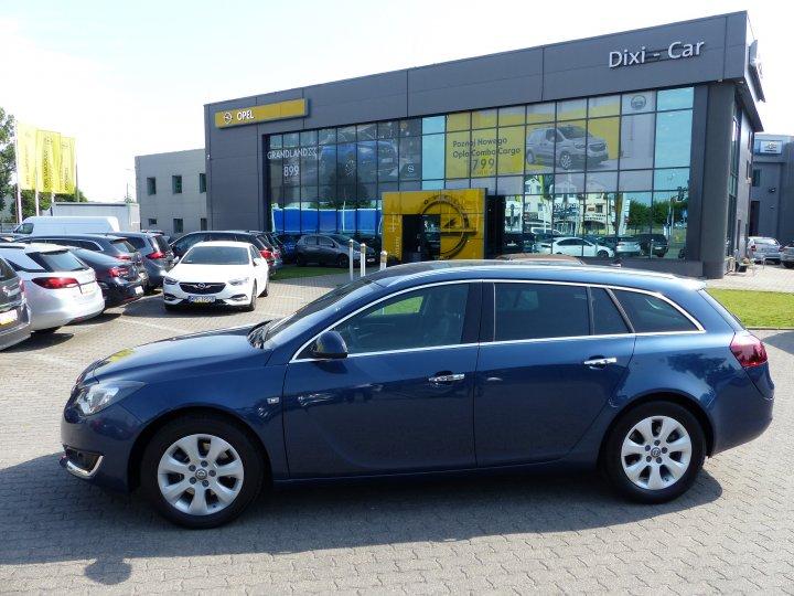 Opel Insignia 2.0 cdti Cosmo Automat Skóra Xenon Navi Full
