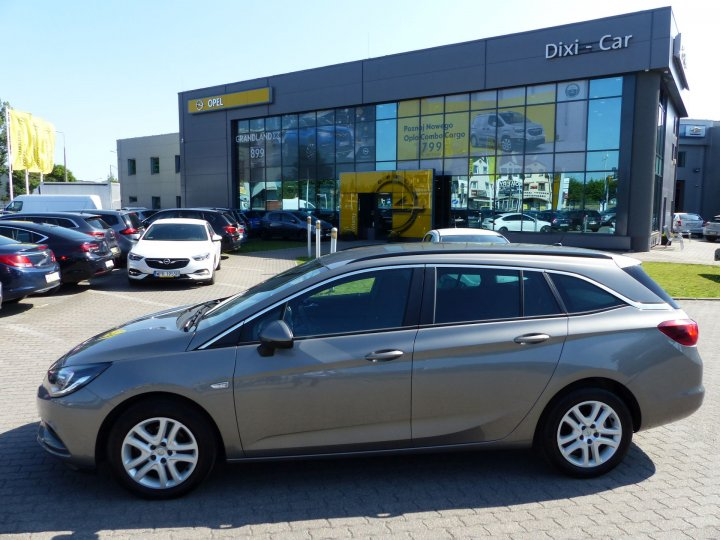 Opel Astra V Sports Tourer 1,4 Turbo 150KM, Salon PL, Enjoy+Business Plus+Kamera