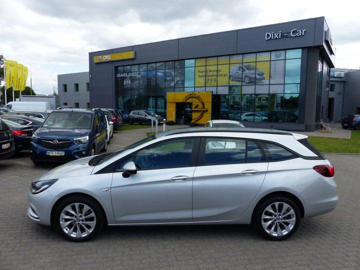 Opel Astra V 1,6 CDTI 110KM 68 000 kM NAVI Serwis ASO Gwarancja