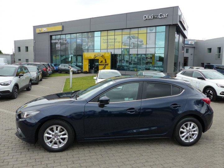 Mazda 3 2,0 benzyna 120KM, Salon PL, 1 właściciel