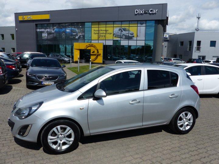 Opel Corsa D 1.2 16v 85KM ENJOY Serwis ASO Gwarancja