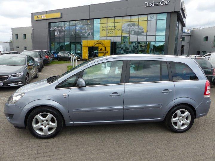 Opel Zafira B 1.6 16v Bezwypadkowa Serwis ASO Gwarancja