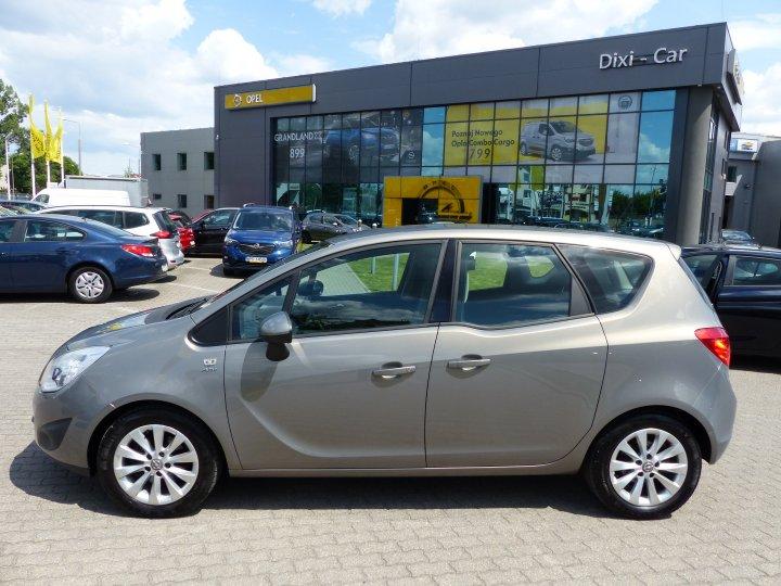 Opel Meriva b 1.4 Turbo 120KM Bezwypadkowa Serwis ASO