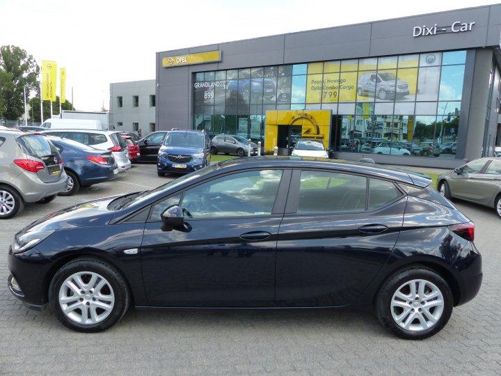 Opel Astra V 1,4 T 125KM Salon Polska ENJOY + Business + Zimowy KILKA SZTUK Vat2