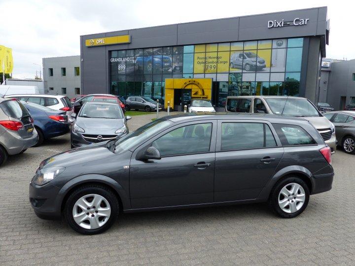 Opel Astra III kombi 1.6 16v + LPG Salon Polska rej.2011 Serwis ASO