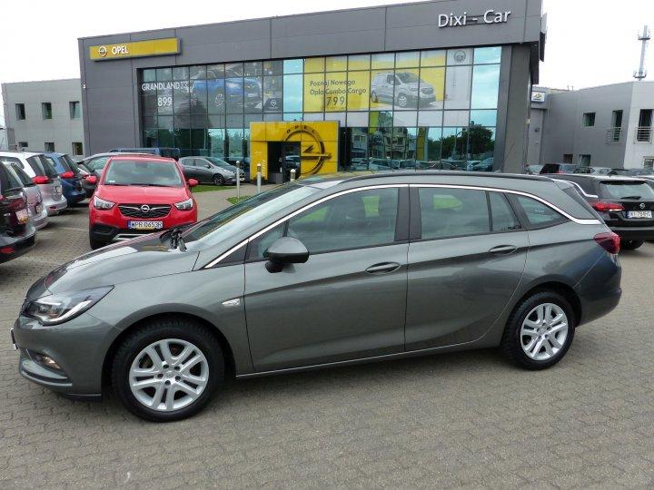 Opel Astra V 1,4 125KM Sports-Tourer Salon Gwarancja Vat23%