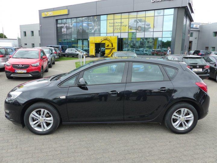 Opel Astra IV 1.6 16v LIFT Salon Polska Serwis ASO