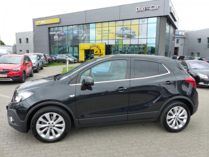 Opel Mokka Cosmo 1,6 CDTI 136KM, Automat, BiXenon