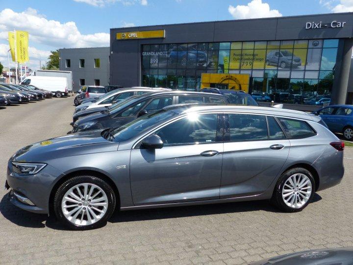 Opel Insignia B 2,0 CDTI 170KM, Sports Tourer, Elite, Vat23%