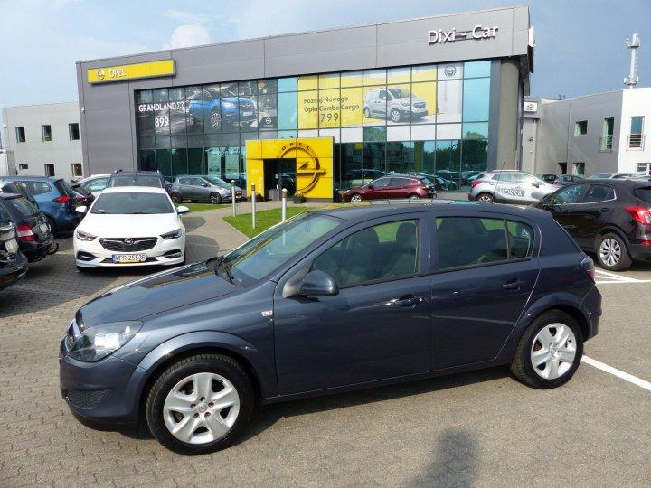 Opel Astra III 1,6 16V 115KM, Salon Polska, Niski przebieg