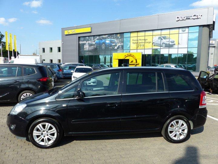 Opel Zafira B 1,8 16V 140KM, Cosmo, BiXenon, Navi