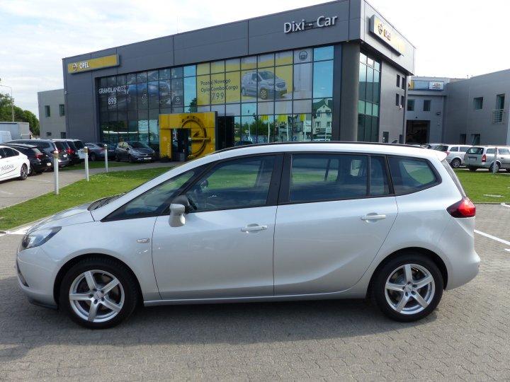 Opel Zafira C 2.0 cdti 170KM Niski Przebieg Gwarancja Serwis ASO
