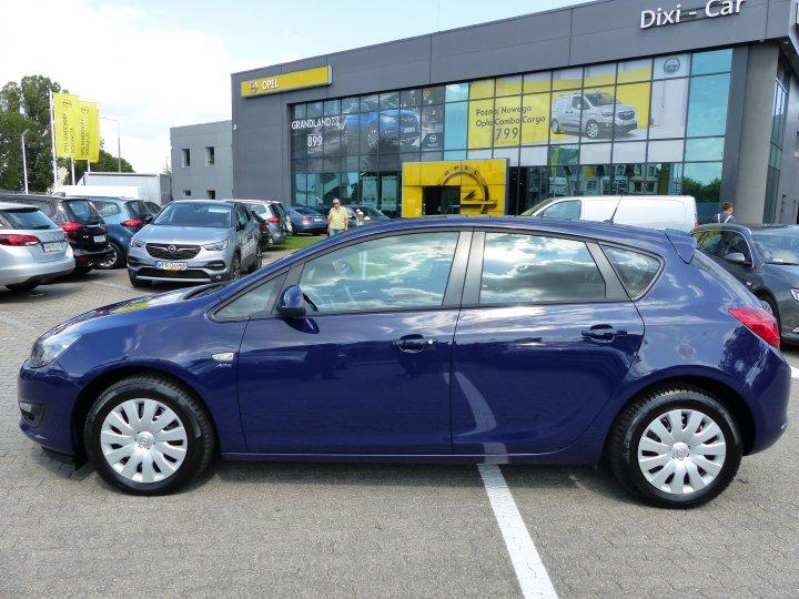 Opel Astra IV 1.4 T 140KM Active Niski Przebieg Serwis ASO