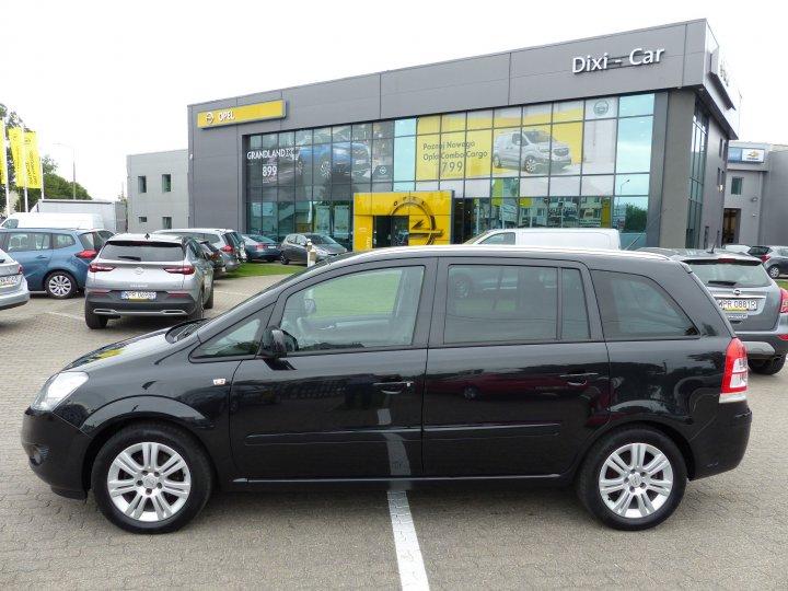 Opel Zafira B 1,8 16V 140KM,  BiXenon, Auto Klima, LPG.