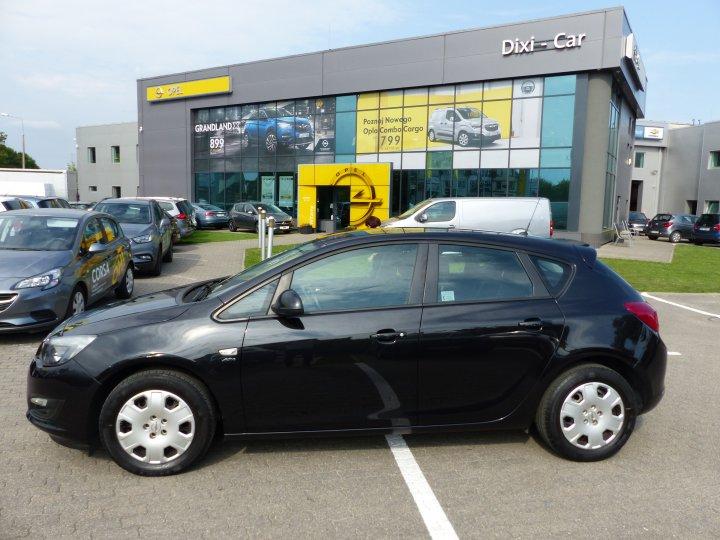 Opel Astra IV 1.6 16v Salon Polska 1właściciel Serwis ASO