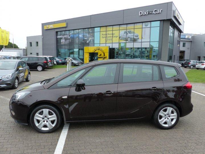 Opel Zafira C 2.0 cdti AUTOMAT Xenon 7 osobowa Niski Przebieg